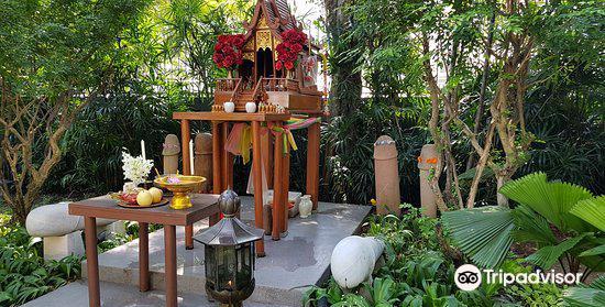 Shrine of the Goddess Tubtim
