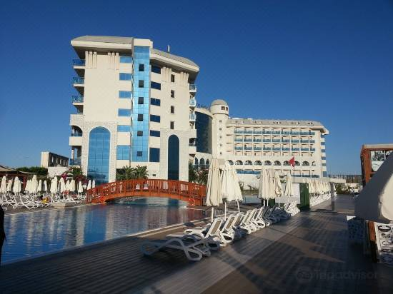Water Side Resort Spa Hotel All Inclusive Reviews For 5 Star Hotels In Side Trip Com