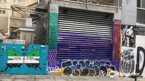 Shannon Street Murals