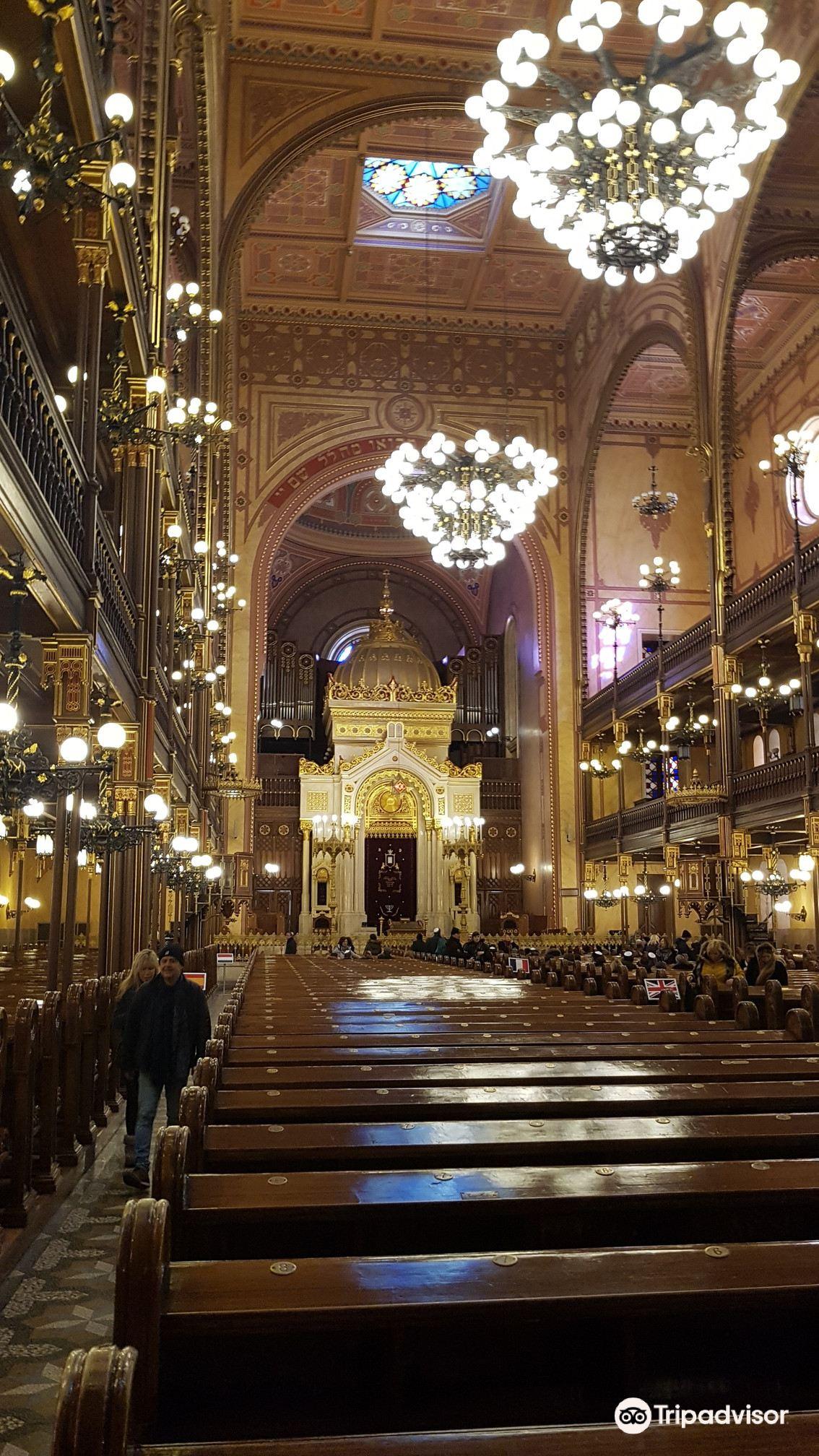 新猶太大教堂