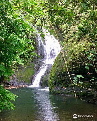 Papua ( Wigmore's) Waterfall