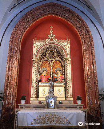 Santuario di San Cosimo alla Macchia