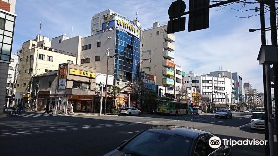 Site of Hachimangu Ichi no Torii Gate