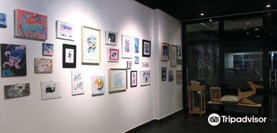 Kitch-N-Art Gallery