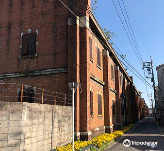 Old Site of Hiroshima Army Clothing Department