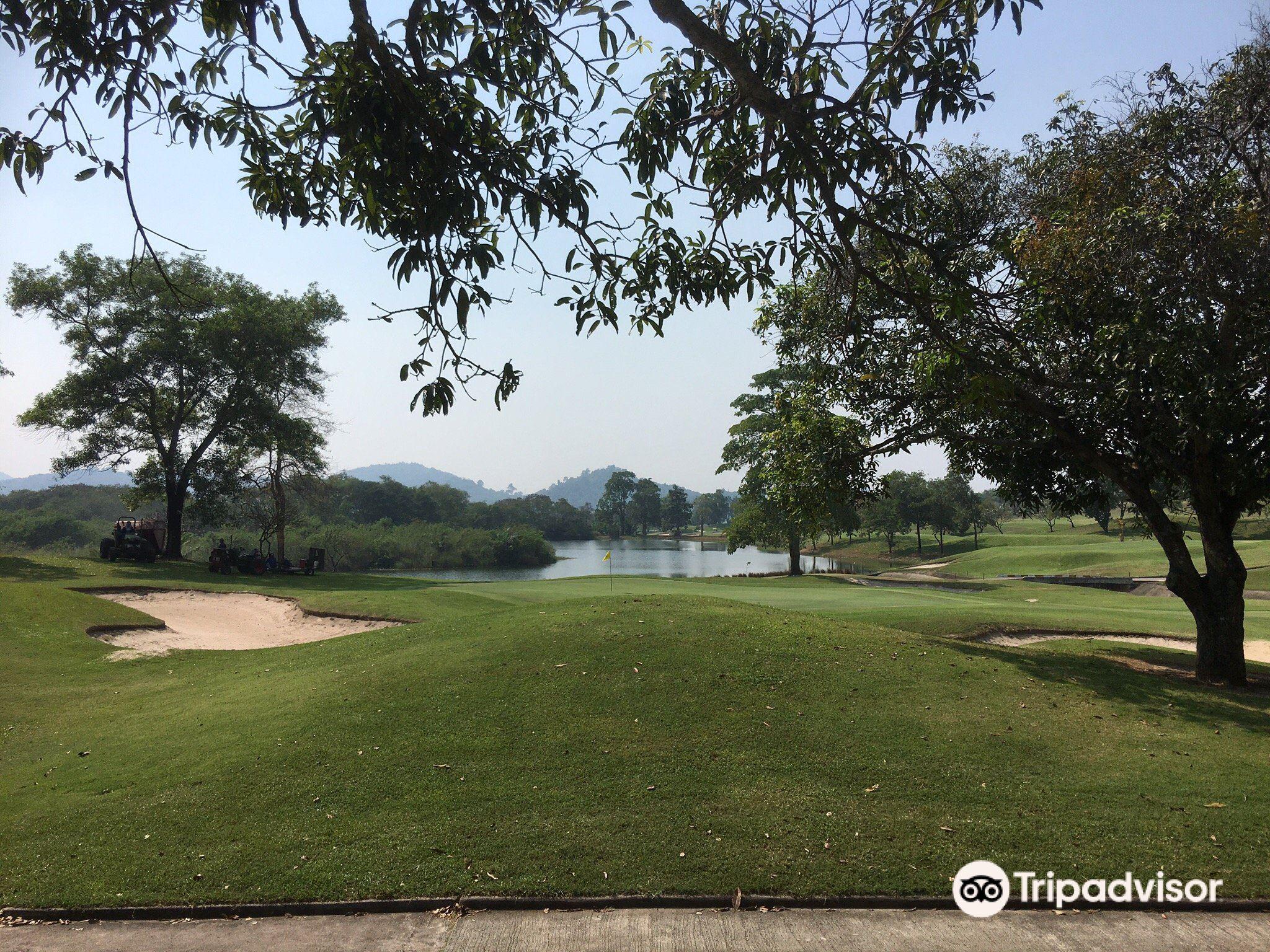 泰國布拉法高爾夫球場 Burapha Golf Club