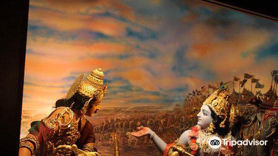Diorama-museum of Bhagavad-gita