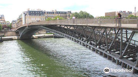 利奧波德-塞達-桑戈爾行人橋