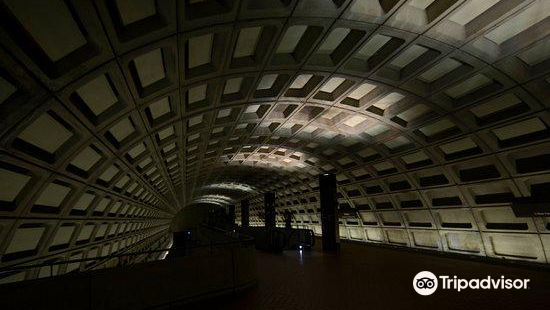 Friendship Heights Metro Station