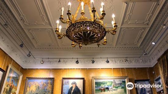 Saint Petersburg Artist Museum Exhibition Center