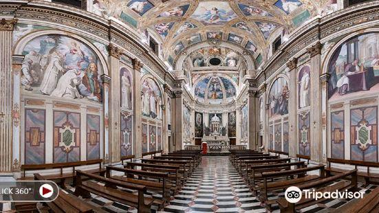 Certosa di Garegnano教堂