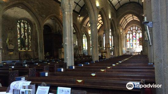 St Eustachius' Parish Church Tavistock