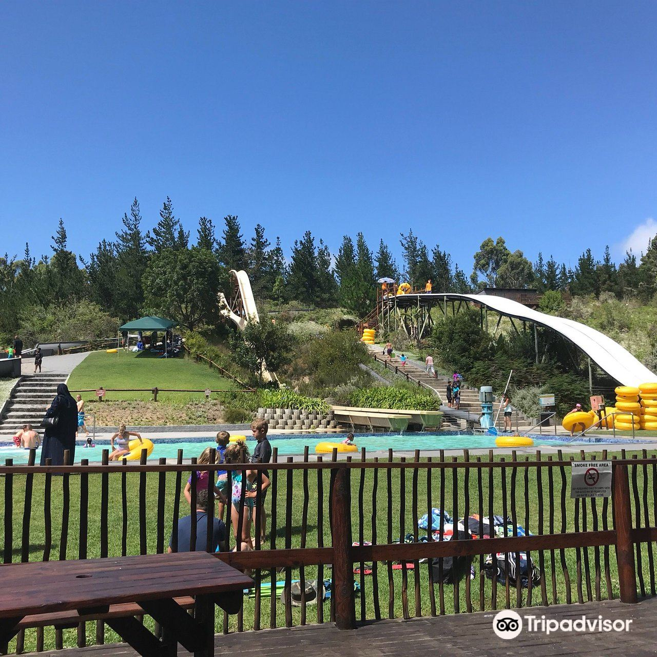 Adventure Land - Water Slides and Play Park