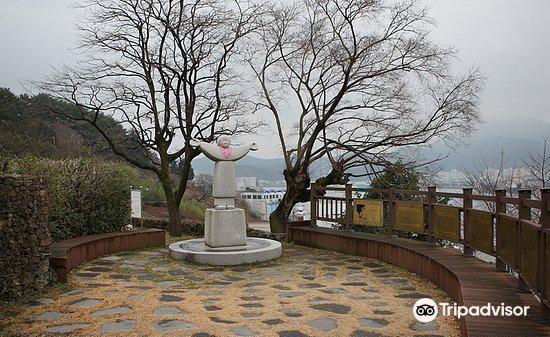 남망산조각공원