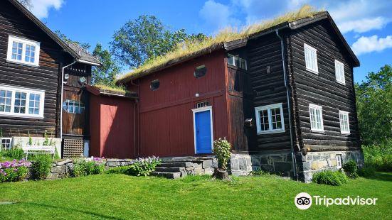 Sigrid Undset's Home Bjerkebaek