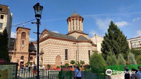 Biserica Sfantul Anton - Curtea Veche