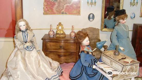 Musée de la Poupée et des Jouets Anciens
