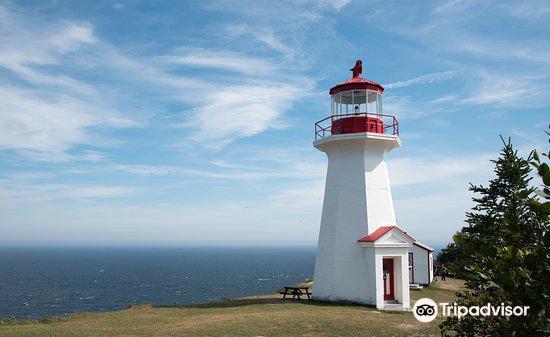 Cap d'Espoir Lighthouse
