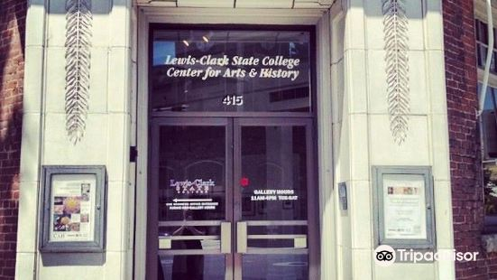 Lewis-Clark Center for Arts & History
