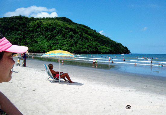 Pereque-Mirim Beach