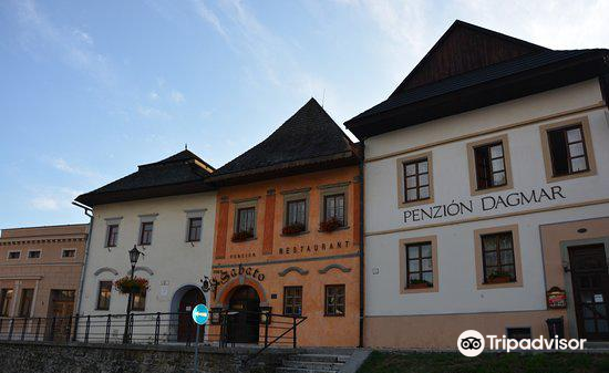 Spisska Sobota Old Town