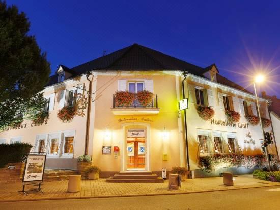 Hostellerie Groff Aux Deux Clefs - Reviews for 3-Star Hotels in Biesheim | Trip.com