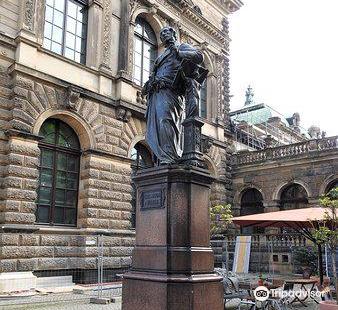 Denkmal Carl Maria von Weber