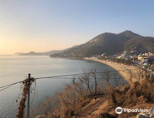 Dongmak Beach