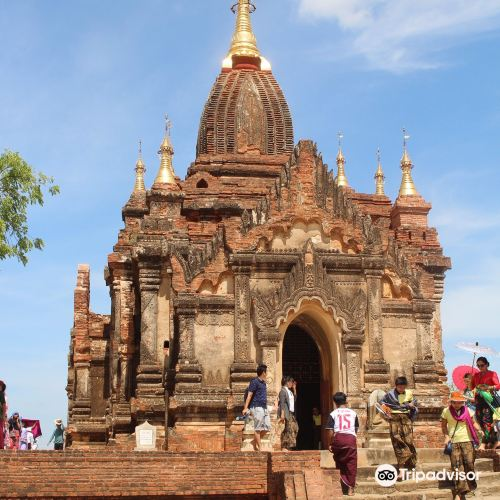 Izza Gawna Pagoda