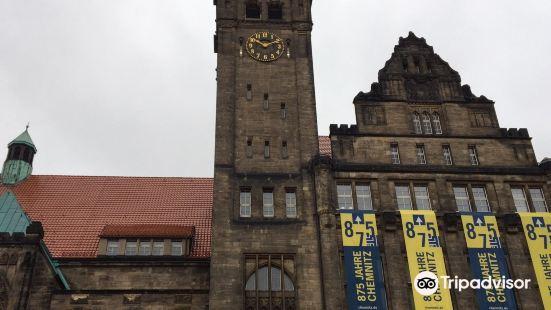 Chemnitzer Turmglockenspiel - Das Carillon