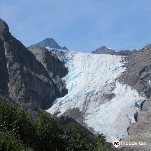 沃斯頓冰川