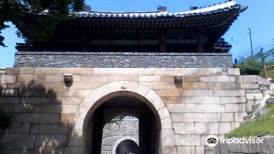 Changuimun Gate (Jahamun Gate)