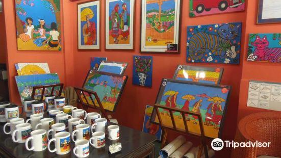 Delapree Art Gallery
