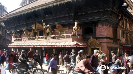 Akash Bhairav Temple