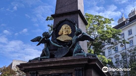 Monument to Johann Andreas von Liebenberg