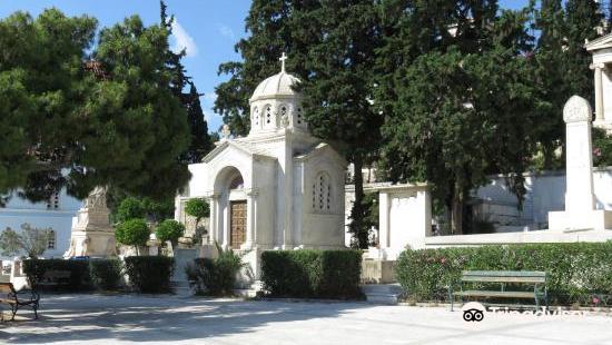 雅典第一公墓