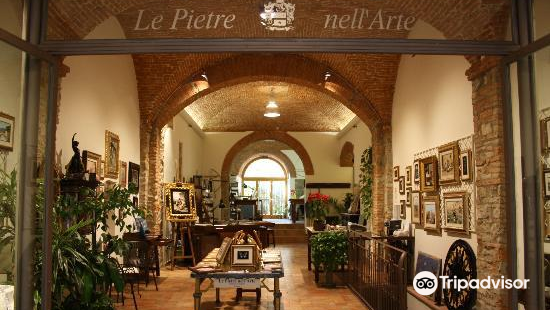 Scarpelli Mosaici 工藝品店