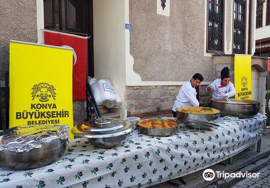 Konya Kultur Sokagi