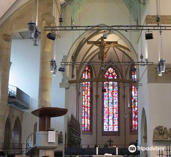 Collegiate Church of the Holy Cross (Stiftskirche)
