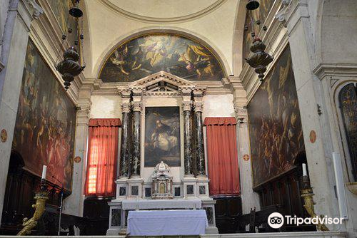 Church of San Giovanni Elemosinario
