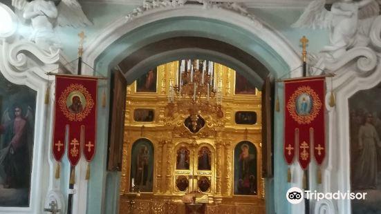 天使長加百利教堂(緬什科夫塔)