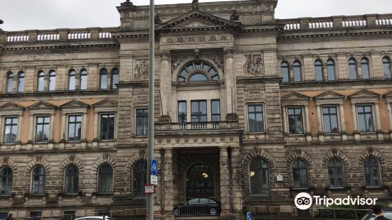 Gebaude der Hannoverschen Bank