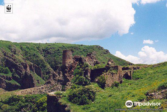 Kakavaberd Fortress