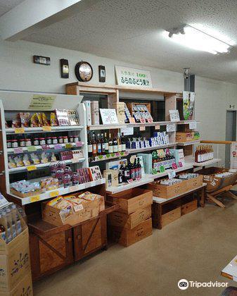 Grape Juice Factory, Budogaoka Information Center