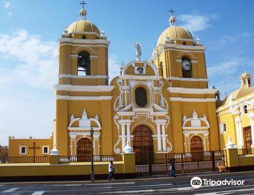 Catedral de Trujillo - Catedral de Santa Maria
