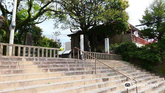 Place of Takamori Saigo's Death