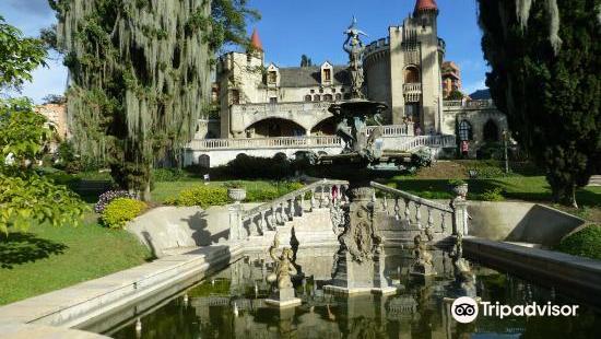 城堡博物館和花園