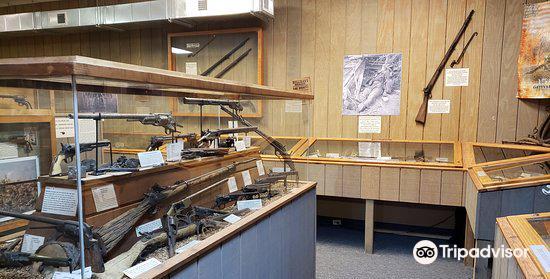 Cody Dug Up Gun Museum