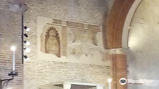 Tomba del figlio di Dante Alighieri