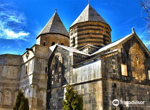 中世紀亞美尼亞修道院群